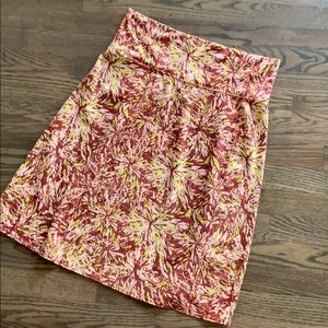 Royal Robbins cotton/poly skirt